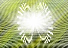 Абстрактная предпосылка, красивая света Стоковые Изображения