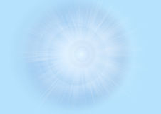 Абстрактная предпосылка, красивая света Стоковая Фотография