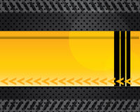 Абстрактная предпосылка, металлическая брошюра Стоковые Фотографии RF