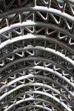 абстрактная предпосылка металлическая Стоковые Фото