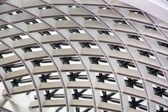 абстрактная предпосылка металлическая Стоковая Фотография