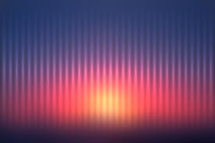 Абстрактная предпосылка нерезкости с светами Стоковая Фотография