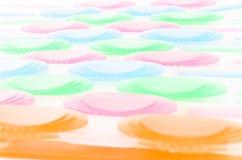 Абстрактная предпосылка нерезкости цвета Стоковая Фотография RF