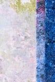 Абстрактная предпосылка от частей выстегивая тканей Стоковое Изображение
