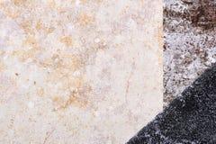 Абстрактная предпосылка от частей выстегивая тканей Стоковое Фото