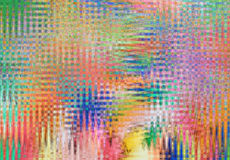 Абстрактная предпосылка пестротканая Стоковые Фото