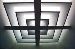 Абстрактная предпосылка потолка Стоковое Изображение RF