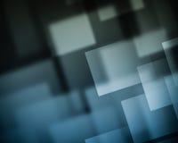 Абстрактная предпосылка прямоугольника нерезкости Стоковое фото RF