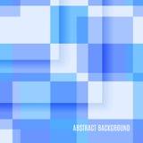 Абстрактная предпосылка прямоугольников иллюстрация вектора