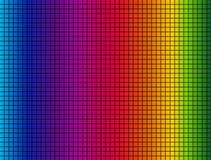 Абстрактная предпосылка радуги Стоковое фото RF