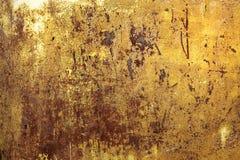 абстрактная предпосылка ржавая Стоковая Фотография RF
