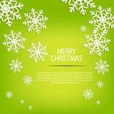 Абстрактная предпосылка рождества и Нового Года красоты. Стоковые Изображения RF