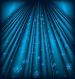 Абстрактная предпосылка рождества Стоковые Фотографии RF