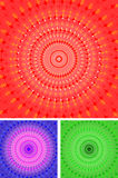 Абстрактная предпосылка спирали свирли Стоковое Фото