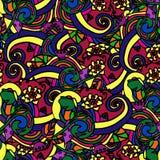абстрактная предпосылка строя цветастую деталь Стоковые Фотографии RF