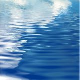 абстрактная предпосылка струится вода Стоковое Изображение RF