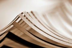 Абстрактная предпосылка с высекаенной белой бумагой стоковое фото rf