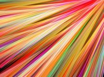Абстрактная предпосылка с запачканным волшебным неоновым светом иллюстрация штока