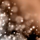 Абстрактная предпосылка с звездами Стоковое Изображение RF