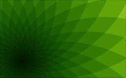 Абстрактная предпосылка с зелеными треугольниками бесплатная иллюстрация