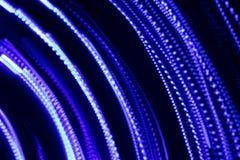 Абстрактная предпосылка с линиями и световым эффектом замораживания стоковые изображения