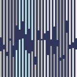 Абстрактная предпосылка с линиями на голубой предпосылке иллюстрация штока