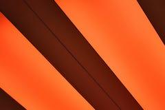 Абстрактная померанцовая предпосылка Стоковые Изображения RF