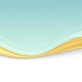 Абстрактная предпосылка с рассекателем границы металла Стоковая Фотография RF