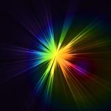 Абстрактная светлая предпосылка Стоковое фото RF