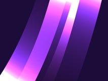 Абстрактная предпосылка с яркими градиентами пурпурово Современная предпосылка для текста вектор иллюстрация штока