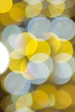 Абстрактная предпосылка с bokeh Стоковые Изображения RF
