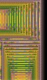 Абстрактная предпосылка фрактали для творческого дизайна иллюстрация вектора