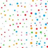абстрактная предпосылка цветастая вектор Стоковые Изображения RF