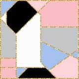 абстрактная предпосылка цветастая Свадьба, годовщина, день рождения, праздник, партия, летнее время Дизайн для плаката, карточки, Стоковая Фотография RF