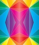 абстрактная предпосылка цветастая Стоковое фото RF