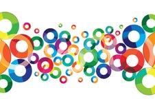 абстрактная предпосылка цветастая Стоковые Изображения RF