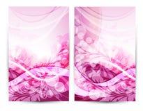 Абстрактная предпосылка цветка Стоковое Фото