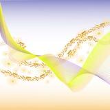 Абстрактная предпосылка цветка Стоковое Изображение RF