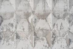 Абстрактная предпосылка цемента, конкретная текстура покрашенная с белизной Стоковое фото RF