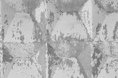 Абстрактная предпосылка цемента, конкретная текстура покрашенная с белизной Стоковое Изображение
