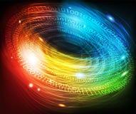 абстрактная предпосылка цифровая Стоковое Изображение
