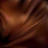 Абстрактная предпосылка шоколада Стоковые Фотографии RF