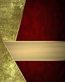 Абстрактная предпосылка для надписи Элемент для конструкции Шаблон для конструкции скопируйте космос для брошюры объявления или i Стоковая Фотография