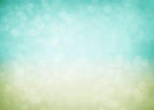 Абстрактная предпосылка bokeh с светами яркого блеска Стоковое Изображение RF