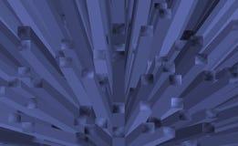 абстрактная предпосылка 3d Стоковое Изображение RF