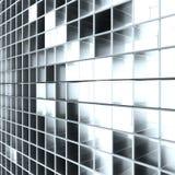 абстрактная предпосылка 3d cubes иллюстрация Стоковое фото RF