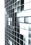 абстрактная предпосылка 3d cubes иллюстрация Стоковая Фотография RF