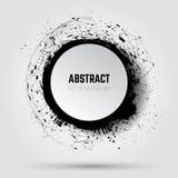 Абстрактная предпосылка grunge вектора шаблон знамени конспект 3d бесплатная иллюстрация