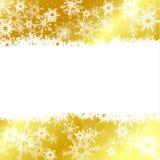 Абстрактная предпосылка holidys зимы, иллюстрация Стоковое Фото
