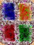 абстрактная природа grunge Стоковые Фотографии RF